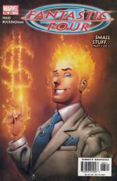 Fantastic Four Vol.3 (Marvel comics - 1998) -65494- Small stuff... part 1 of 2