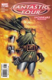 Fantastic Four Vol.3 (Marvel comics - 1998) -67496- Under her skin