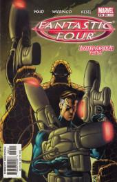 Fantastic Four Vol.3 (Marvel comics - 1998) -69498- Unthinkable part 2