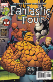 Fantastic Four (1961) -513- Spider sense part 2 of 2