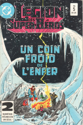La légion des super-héros (Éditions Héritage) -5- Un coin froid de l'enfer !