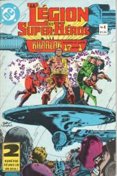 La légion des super-héros (Éditions Héritage) -4- Sauvez l'escouade d'espionnage
