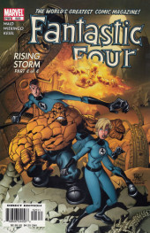 Fantastic Four (1961) -523- Rising storm part 4 of 4