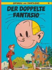 Spirou und Fantasio  -6- Der doppelte fantasio