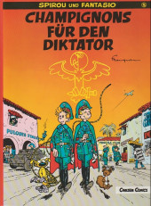 Spirou und Fantasio  -5- Champignons für den diktator