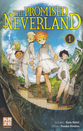 Promised Neverland (The) -1- Grace Field House