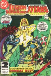 La légion des super-héros et les nouveaux jeunes Titans (Editions Héritage) -20- Guerre !