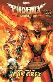 Phoenix Resurrection: The Return of Jean Grey (2017) -INT- The return of jean grey