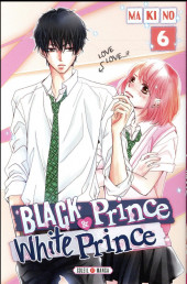 Black Prince & White Prince -6- Tome 6