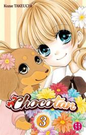 Chocotan -3- Tome 3