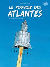 Le pouvoir des Atlantes -1- Le Vol du coléoptère