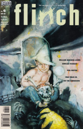 Couverture de Flinch (1999) -6- Flinch #6