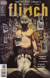 Couverture de Flinch (1999) -7- Flinch #7