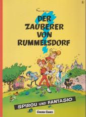 Spirou und Fantasio  -1- Der zauberer von rummelsdorf