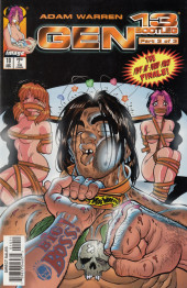 Gen13 Bootleg (1996) -10- The