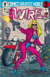 Comics' Greatest World (1993) -93.1- Barb wire