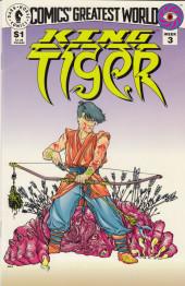 Comics' Greatest World (1993) -154.3- King tiger