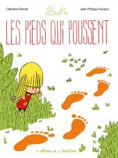 Linette (Romat - Peyraud) -1- Les pieds qui poussent