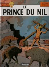 Alix -11c2010- Le prince du Nil