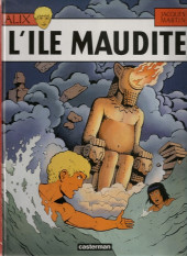 Alix -3d2014- L'île maudite