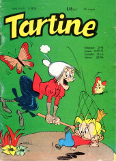 Tartine -93- Le chaperon rouge