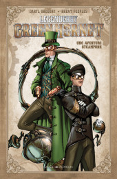 Legenderry -2- Green Hornet