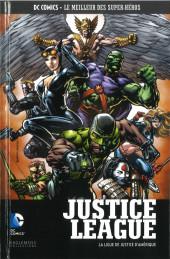 DC Comics - Le Meilleur des Super-Héros -69- Justice League - La Ligue de Justice d'Amérique