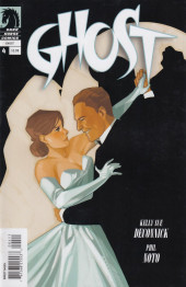Ghost (Dark Horse - 2012) -4- In the smoke and din part 4