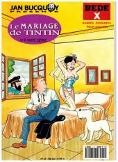 Tintin - Pastiches, parodies & pirates - Le mariage de Tintin