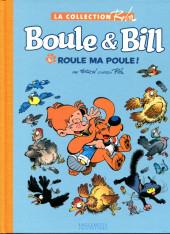 Boule et Bill -15- (Collection Eaglemoss) -1945- Roule ma poule !