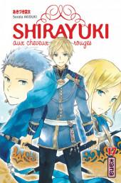 Shirayuki aux cheveux rouges -17- Tome 17