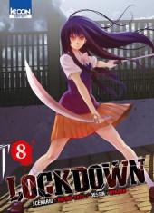 Lockdown -8- Tome 8