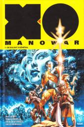 X-O Manowar (2018) -1- De soldat à général