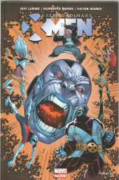 Extraordinary X-Men -2- Les Guerres d'Apocalypse