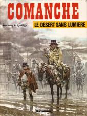 Comanche -5a1983- Le Désert sans lumière