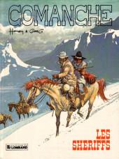 Comanche -8a1982- Les shériffs