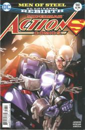 Action Comics (1938) -968- Men of Steel - Part 2