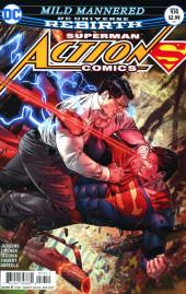 Action Comics (DC Comics - 1938) -974- Mild Mannered - Part Two
