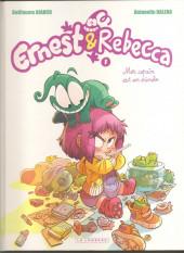 Ernest & Rebecca -1b2016- Mon copain est un microbe