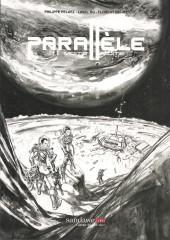 Parallèle -3TL- Moitié, moitié