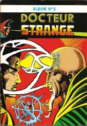 Docteur Strange (Arédit) -Rec05- Album N°5 (HS1, Marvel fanfare HS1)