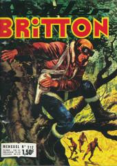 Battler Britton (Imperia) -312- Le débarquement