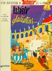 Astérix -4d1974- Astérix gladiateur