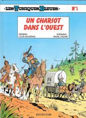Les tuniques Bleues -1e09- Un chariot dans l'ouest