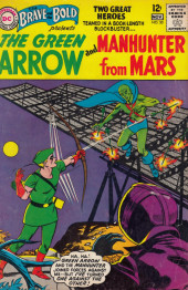 Brave And the Bold (1955) -50- Green Arrow and Martian Manhunter