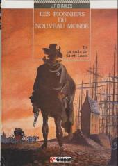 Les pionniers du Nouveau Monde -4a95- La croix de saint-louis