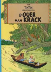 Tintin (en langues étrangères) -6Luxembourg- D'Ouer mam Krack