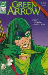 Green Arrow (DC comics - 1988) -5- Gauntlet