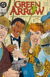 Green Arrow (DC comics - 1988) -6- Gauntlet part 2