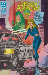 Green Arrow (DC comics - 1988) -7- Black Canary